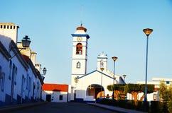 Santa susana village in alentejo region Royalty Free Stock Photo