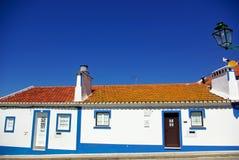 Santa susana village, Portugal. Santa susana village, alentejo region, Portugal Royalty Free Stock Photo