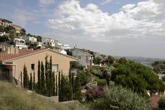 Santa Susanna, Ισπανία Στοκ εικόνα με δικαίωμα ελεύθερης χρήσης