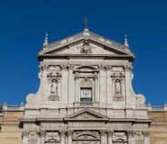 Santa Susanna Church (Chiesa di Santa Susanna alle Terme di Dioc Stock Photos