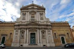 Santa Susanna kościół Obraz Stock