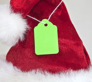 Santa Tag Royalty Free Stock Images