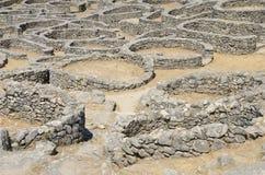 Santa Tecla-fort Royalty-vrije Stock Afbeelding