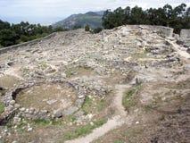 Santa Tecla Hill Settlement Stock Images