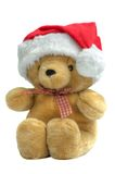 Santa teddy Royalty Free Stock Photos