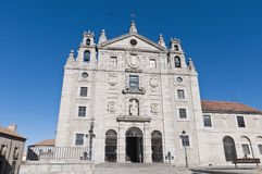 Santa Teresa Convent at Avila, Spain Royalty Free Stock Images