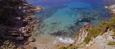 Santa Teresa di Gallura Beach Royalty Free Stock Photos