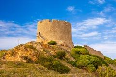 Santa Teresa di Gallura, landmark Stock Image