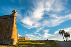 Santa Teresa fort. Rocha. Uruguay Stock Image