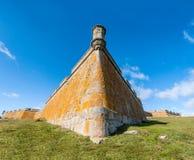 Santa Teresa fort. Rocha. Uruguay Stock Photos