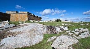 Santa Teresa-fort. Uruguay Stock Afbeeldingen