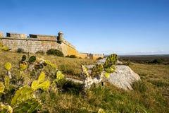 Santa Teresa fort. Uruguay Stock Image