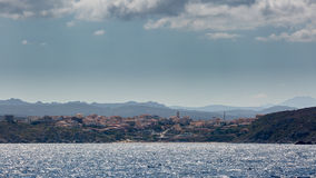 Santa Teresa Gallura in norther Sardinia Royalty Free Stock Photography
