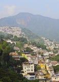 Santa Teresa Neighbourhood i Rio de Janeiro arkivbilder