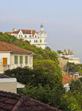 Santa Teresa Neighbourhood in Rio Stock Photography