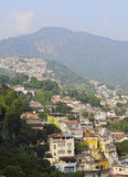 Santa Teresa Neighbourhood w Rio obrazy stock