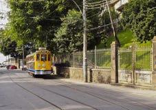 Santa Teresa Tram in Rio Royalty Free Stock Images