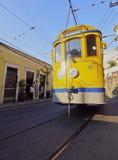Santa Teresa Tram in Rio Royalty Free Stock Photos