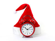 Santa Time Royalty Free Stock Photos