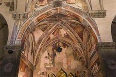 Santa Trinita church, Florence, Italy Stock Image
