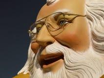 Santa uśmiechy Zdjęcie Royalty Free