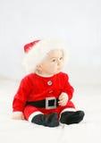 Santa van de baby Stock Afbeeldingen