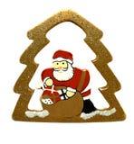 Santa van Kerstmis Royalty-vrije Stock Fotografie