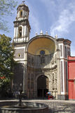 Santa Veracruz Church Royalty Free Stock Photo