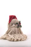 Santa Wall Hanging royalty free stock photo