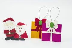 Santa& x27; s ein glücklichen Tag, Mary Christmas Lizenzfreie Stockfotografie