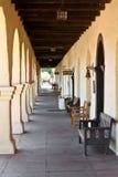Santa Ynez Mission. Historic Mission Santa Ynez in Solvang, Central California Stock Photos