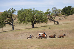 Santa Ynez Valley Historical Museum Stock Image