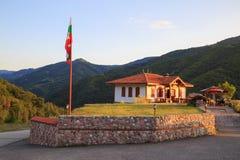 Santa Yotzo-complex letten op, Bulgarije Royalty-vrije Stock Foto's