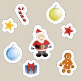 Santa01 Stock Photography