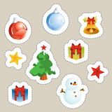 Santa02 Royalty Illustrazione gratis