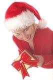 Santa2 Imágenes de archivo libres de regalías