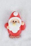 Cukrowy Santa Claus Zdjęcie Royalty Free