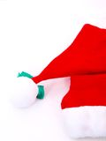Santahat. Generic Santa Hat for Christmas Celebrations Stock Photography
