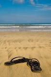 santals de plage Image libre de droits