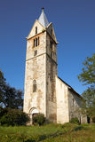 Santamaria Orlea Reformed Church stock image
