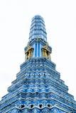 Santamente do templo tailandês Fotos de Stock
