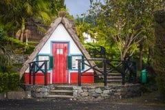 Santana city in Madeira Stock Photos