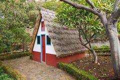 Santana domu madera Zdjęcie Royalty Free
