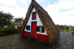 Santana madeira Arkivbild