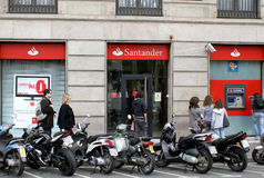 Santander Royalty Free Stock Photography