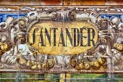 Santander Stock Photography
