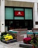 Santander Bank, Providence, RI. Stock Photography