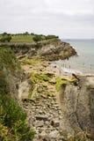 Santander Beach Royalty Free Stock Image