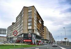 Santander city, Spain Stock Image