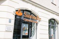 Santander consumber bank Stock Images
